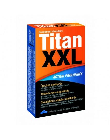 Titan XXL 20 gélules