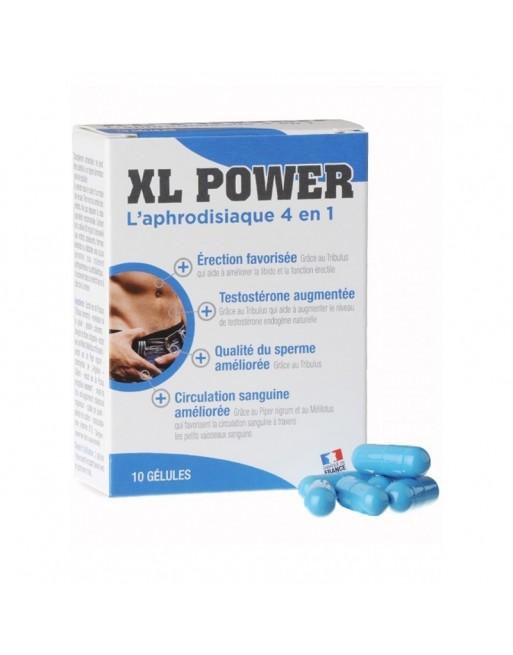 XL power 10 gélules