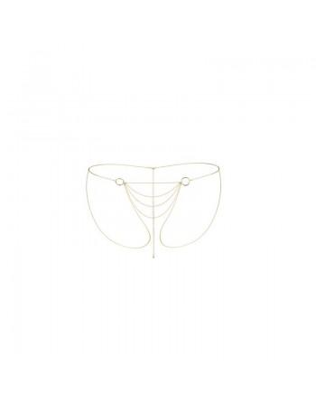Magnifique - Chaîne Bikini - Or
