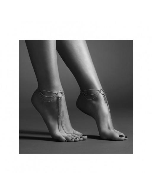 Magnifique - Chaîne de pied  cheville - Or