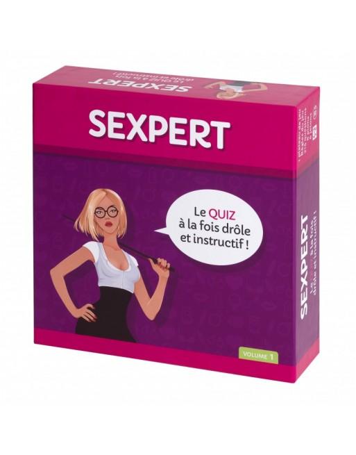Jeu Sexpert FR - Volume 1