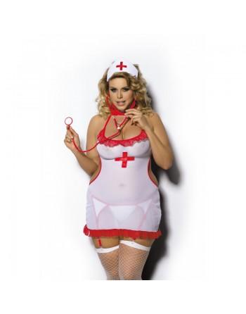 Shane Costume Infirmière